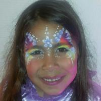 facepaint fairy schmink fee elfje